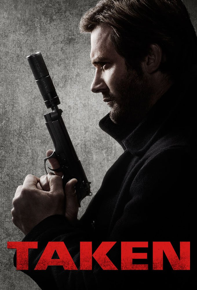 Заложница: Сериал / Taken: The Series [1-5 серии из 20] (2017) HDTVRip, WEB-DLRip | IdeaFilm