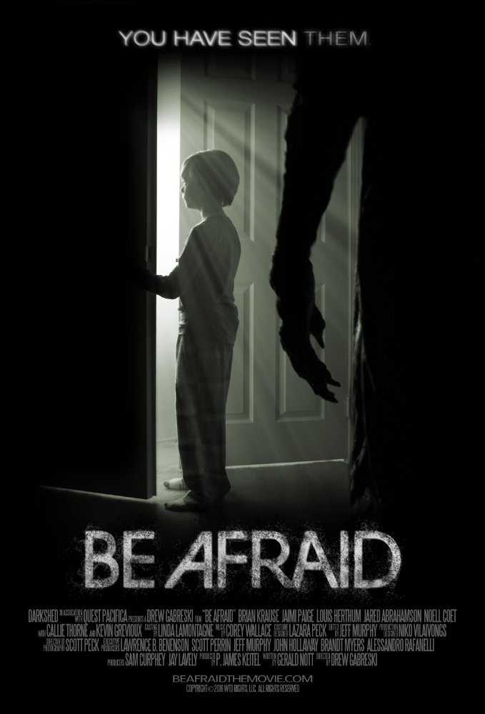 Бойся / Be Afraid (2017) WEB-DLRip