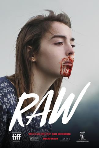 Сырое / Сырое мясо / Raw / Grave (2016) BDRip