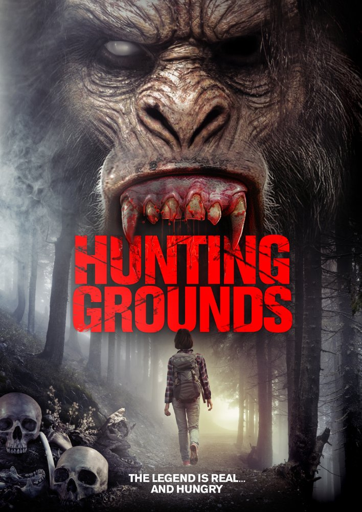 Долина снежного человека / Hunting Grounds / Valley of the Sasquatch (2015) WEB-DLRip