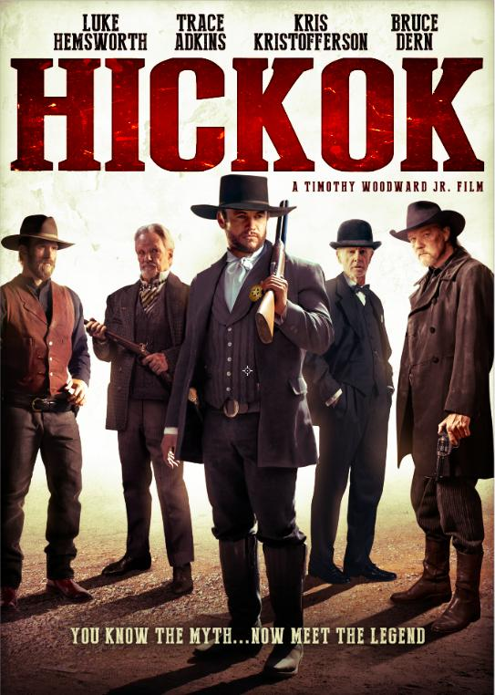 Хикок / Hickok (2017) WEB-DLRip
