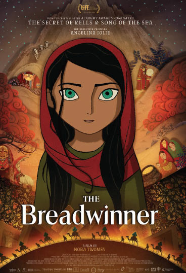 Добытчица / The Breadwinner (2017) WEB-DLRip