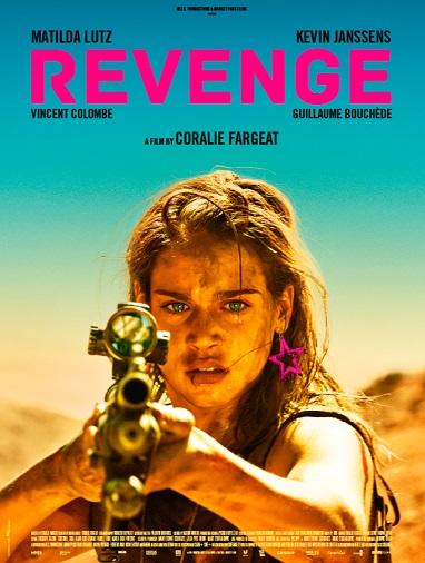 Месть / Выжившая / Revenge (2017) BDRip | iTunes