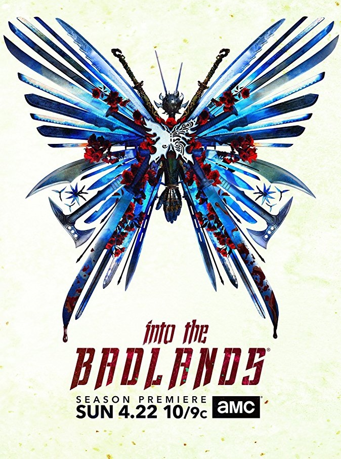 В пустыне смерти / Into the Badlands [3 сезон / 1-7 серии из 16] (2018) WEB-DLRip | LostFilm