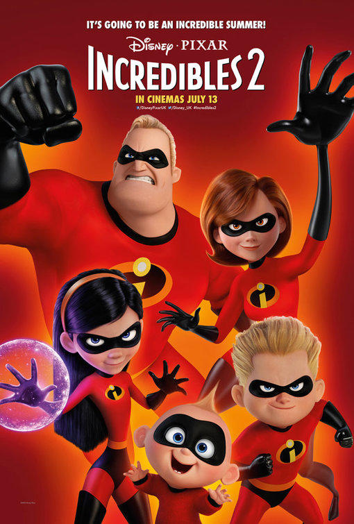 Суперсемейка 2 / Incredibles 2 (2018) TS