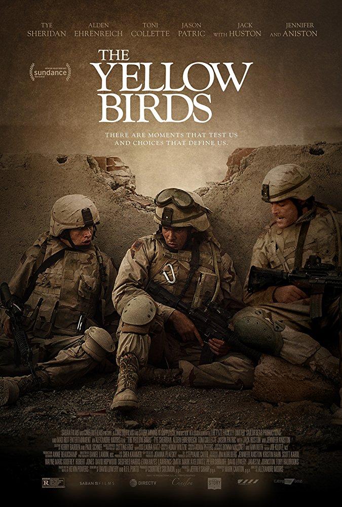 Жёлтые птицы / The Yellow Birds (2017) HDRip   HDRezka Studio