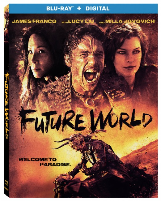 Мир будущего / Future World (2018) BDRip-AVC от OlLanDGroup | HDRezka Studio