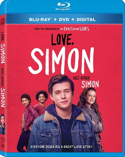 С любовью, Саймон / Love, Simon (2018) BDRip-AVC от OlLanDGroup | P | iTunes