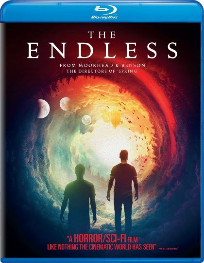 Паранормальное / The Endless (2017) BDRemux 1080p | L2