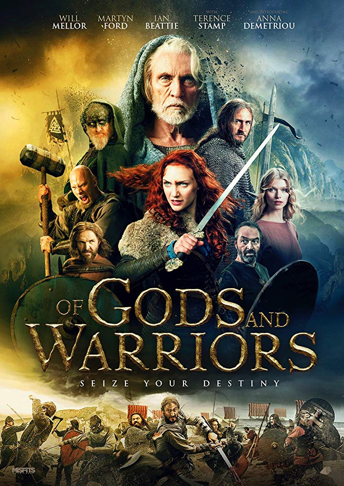 О богах и воинах /  Of Gods and Warriors / Viking Destiny (2018) WEB-DLRip
