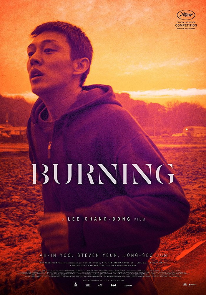 Пылающий / Burning (2018) WEB-DLRip | Чистый звук