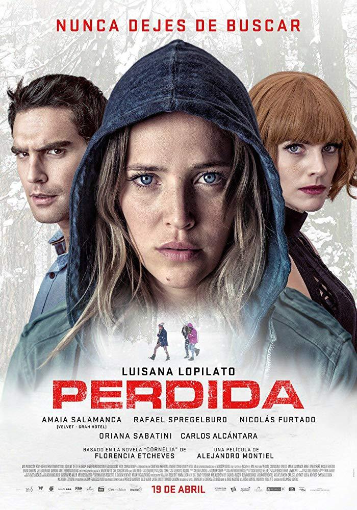 Потерянная / Perdida (2018) WEB-DLRip