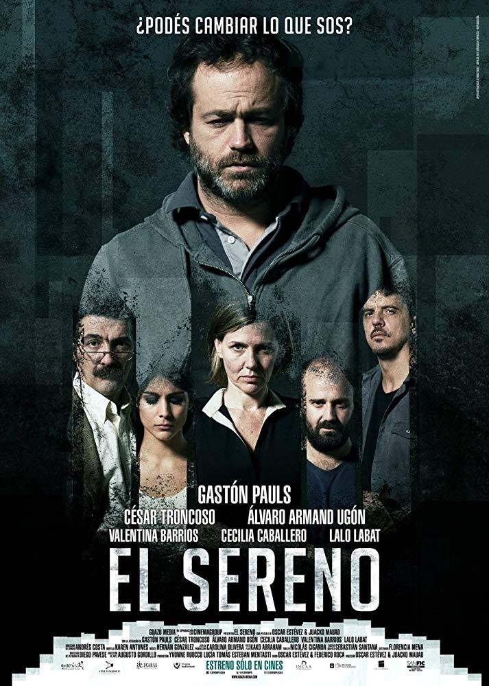 Ночной сторож / El Sereno (2017) HDTVRip-AVC