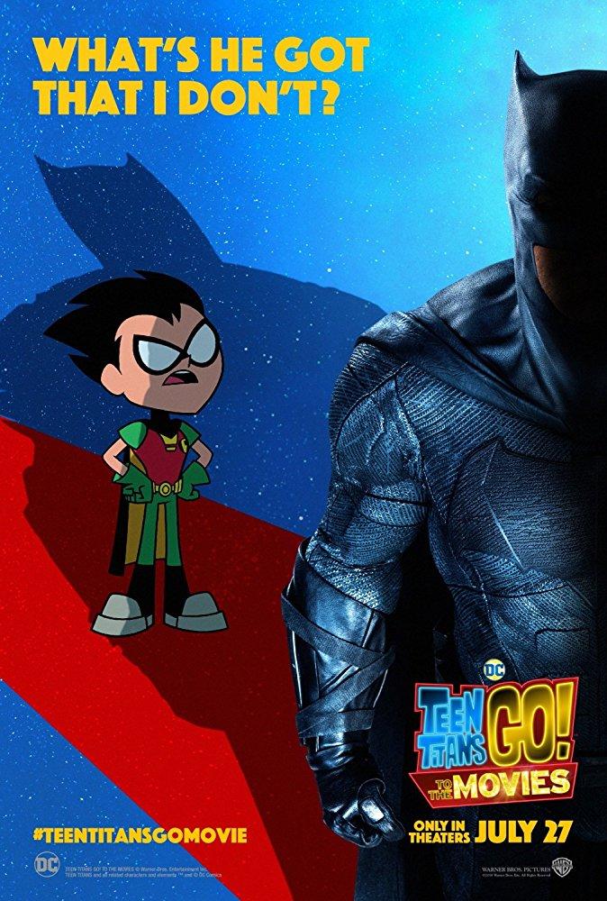 Юные титаны, вперед! / Teen Titans Go! To the Movies (2018) TS