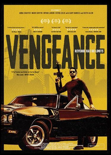 Я - возмездие / I Am Vengeance (2018) WEB-DLRip   HDrezka Studio
