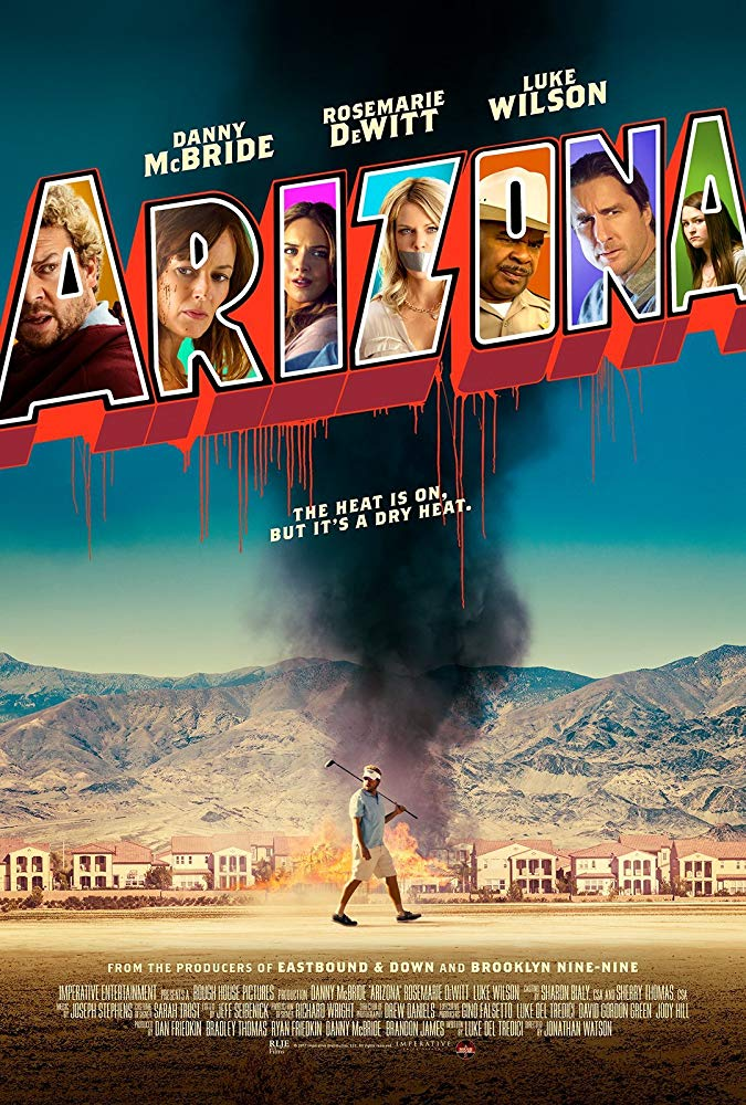 Аризона / Arizona (2018) WEB-DLRip | HDrezka Studio