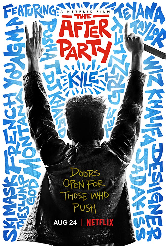 Афтепати / The After Party (2018) WEBRip