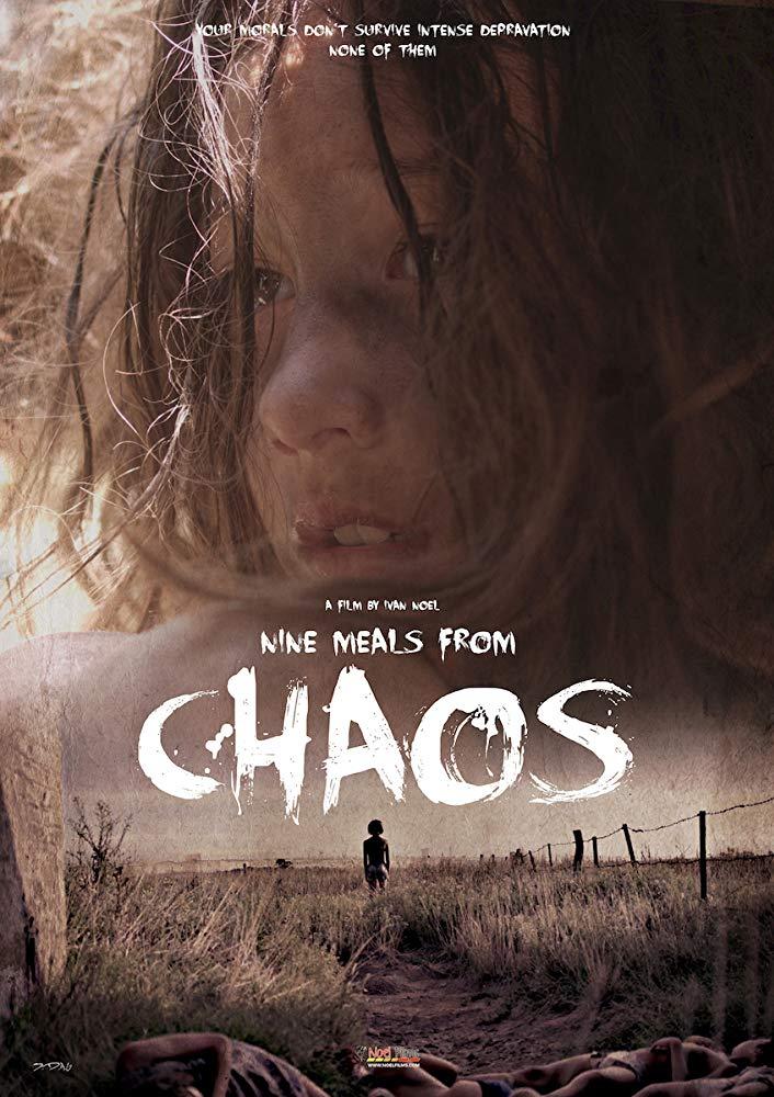 Девять трапез до анархии / Nine Meals from Chaos (2018) WEB-DLRip