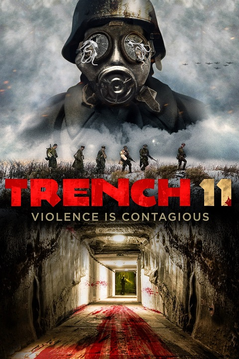 Траншея 11 / Trench 11 (2017) WEB-DLRip   HDRezka Studio