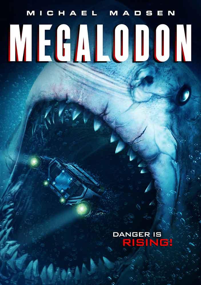 Мегалодон / Megalodon (2018) DVDRip