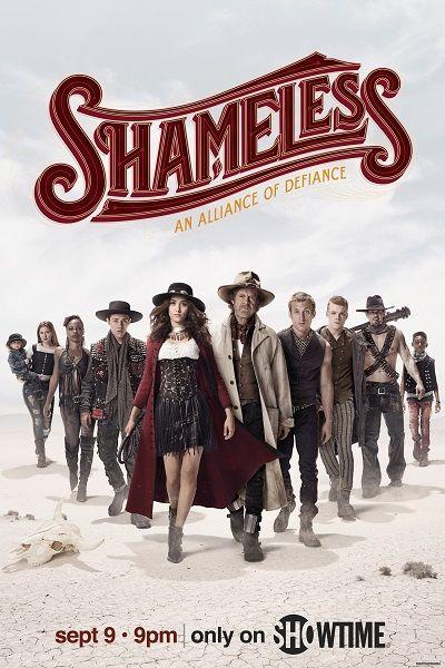 Бесстыжие / Бесстыдники / Shameless [9 сезон / 1-4 серии из 14] (2018) WEB-DLRip | AlexFilm