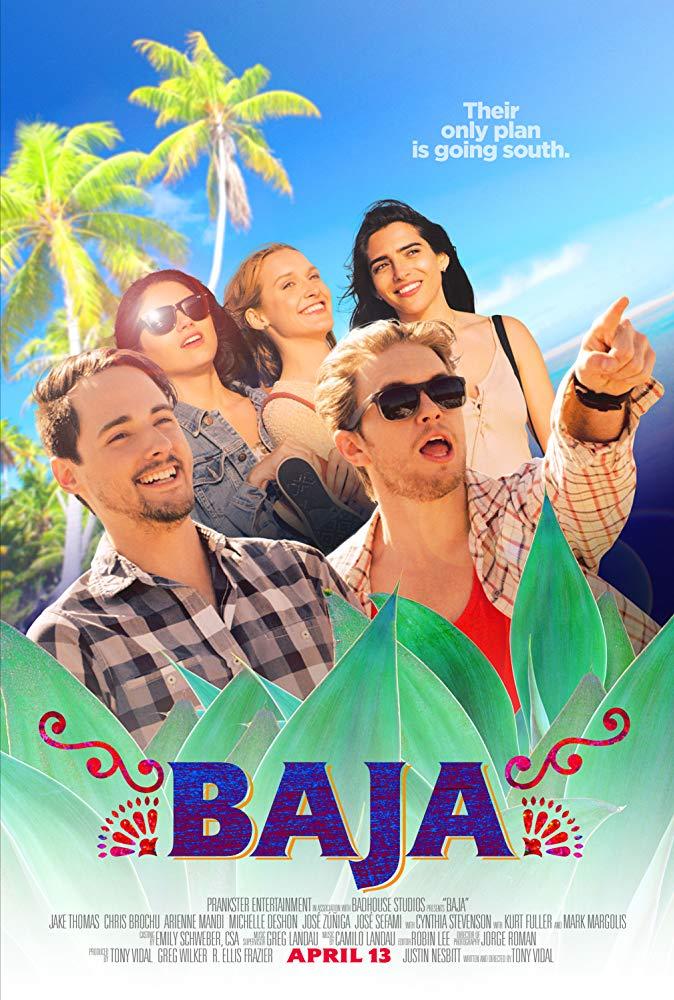 Баха / Baja (2018) HDRip