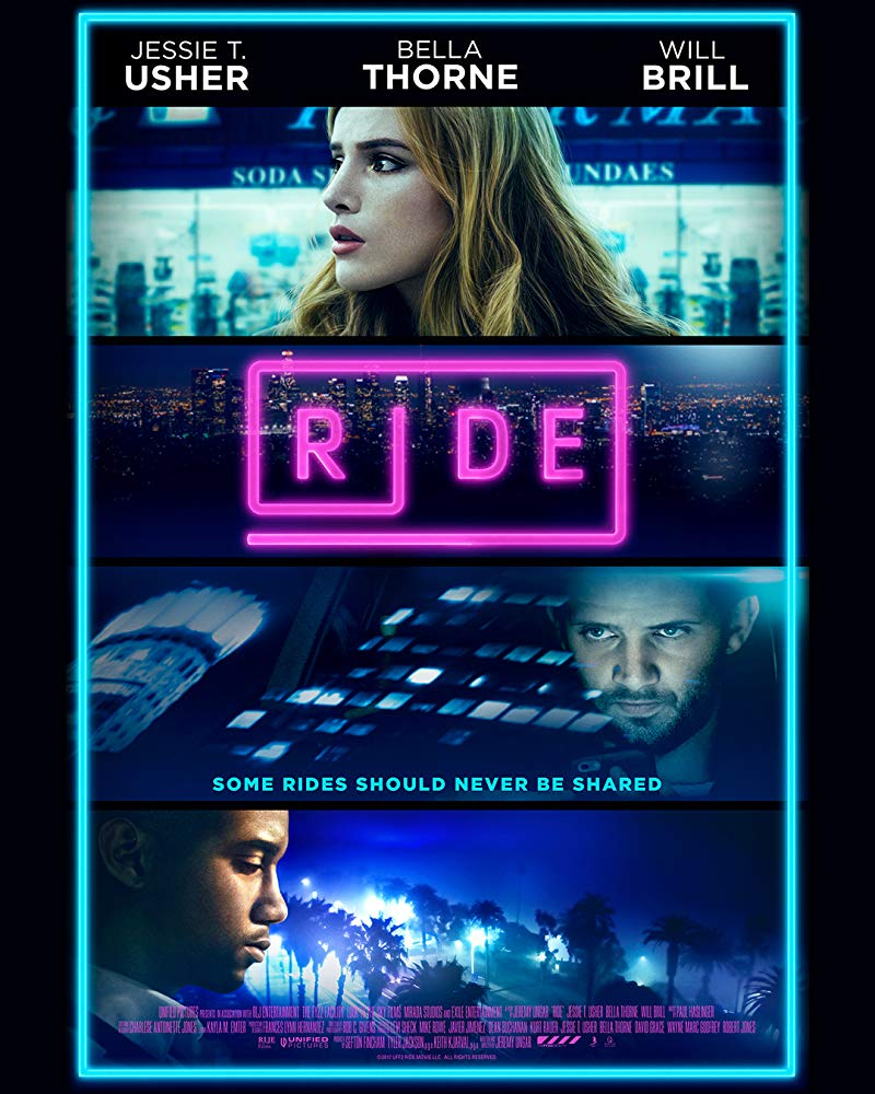 Поездка / Ride (2018) WEB-DLRip