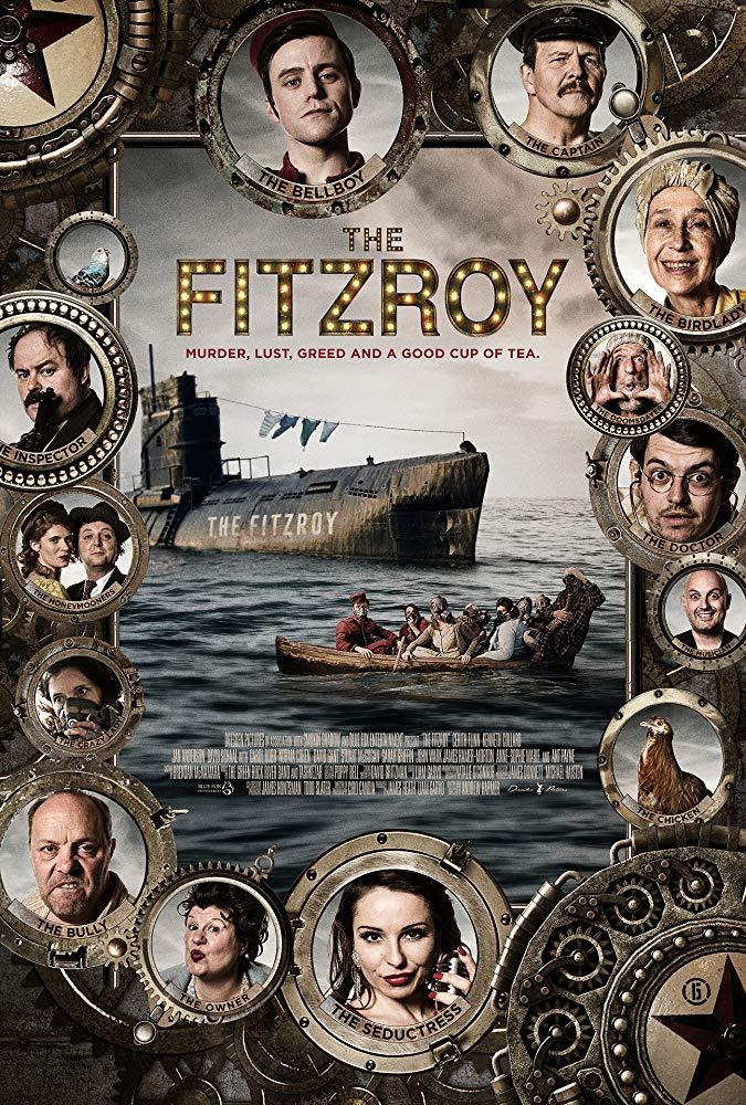 """Отель """"Фицрой"""" / The Fitzroy (2017) WEB-DLRip"""