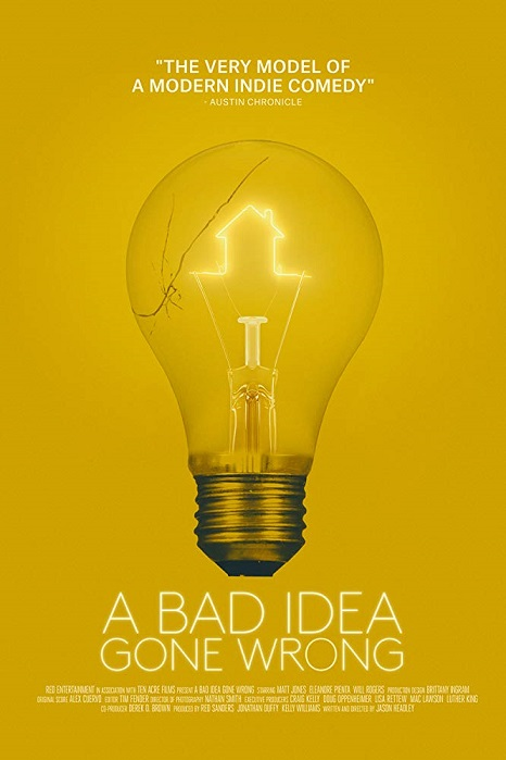 Всё пошло не так / A Bad Idea Gone Wrong (2017) WEB-DL 1080p