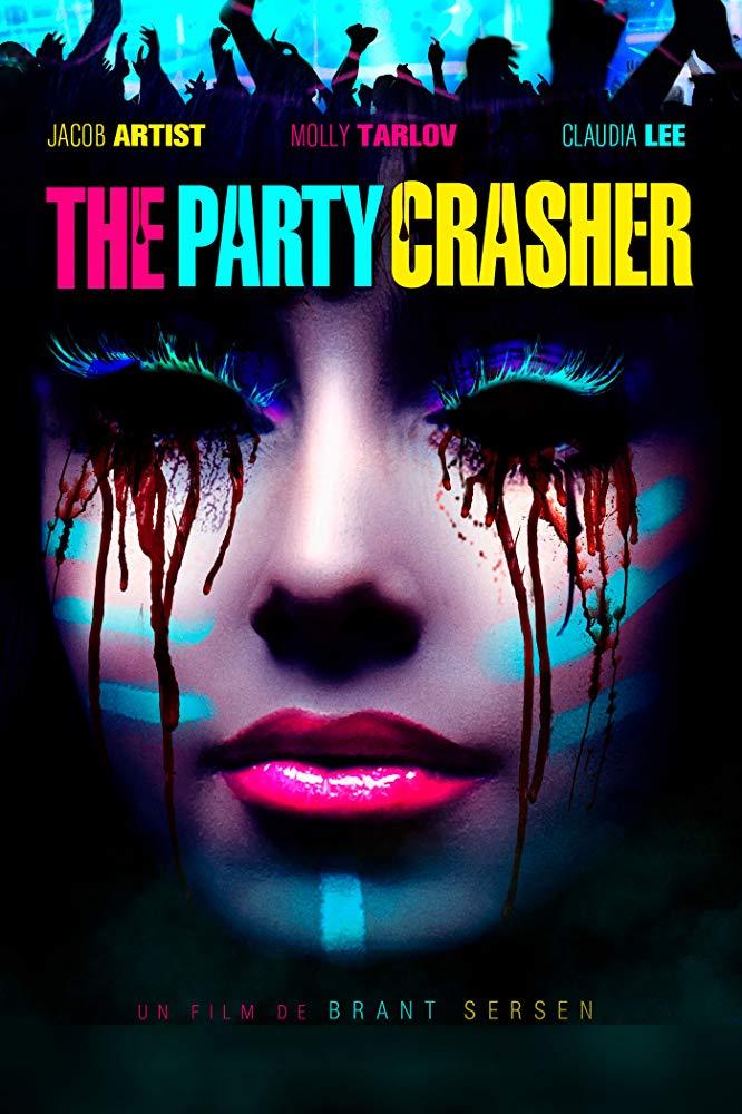 Разрушитель вечеринки / The Party Crasher / Haunting on Fraternity Row (2018) WEB-DLRip