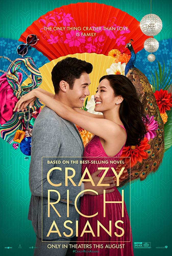 Безумно богатые азиаты / Crazy Rich Asians (2018) WEB-DLRip