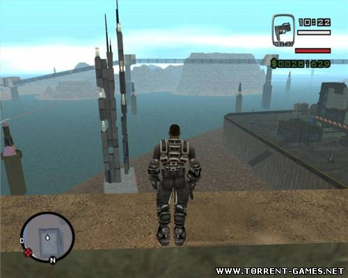 гта alien city скачать через торрент