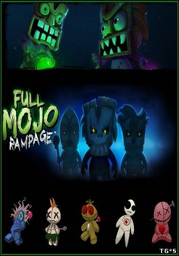 Full Mojo Rampage [v 1.0.125] (2014) PC | RePack by Mizantrop1337