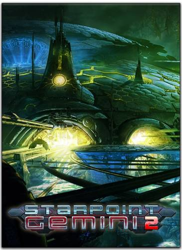 Starpoint Gemini Warlords - Digital Deluxe Edition [L] [ENG | ENG / GER] (1.100.2 + DLC) (2017) [GOG]