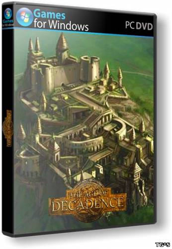 The Age of Decadence [v 1.3.0.0008] (2015) PC | Лицензия GOG