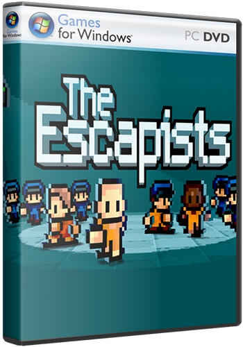 The Escapists v1.11+Alcatraz DLC (RUS) / [2015]