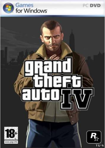 Grand Theft Auto IV (2008/PC/RePack/Rus) by R.G. REVOLUTiON