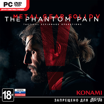 Metal Gear Solid V: The Phantom Pain [v 1.0.7.1] (2015) PC | Лицензия