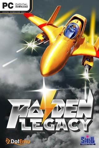 Raiden Legacy (DotEmu|GOG) (RUS|ENG|Multi 9) [L]