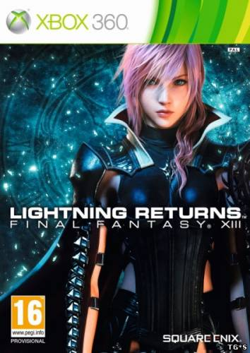 Lightning Returns: Final Fantasy XIII [PAL/ENG] (XGD3) (LT+ 3.0)