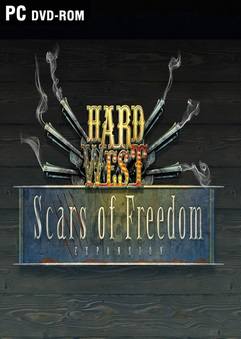 Hard West: Scars of Freedom (2016) [RUS][ENG][MULTi5][L] от CODEX
