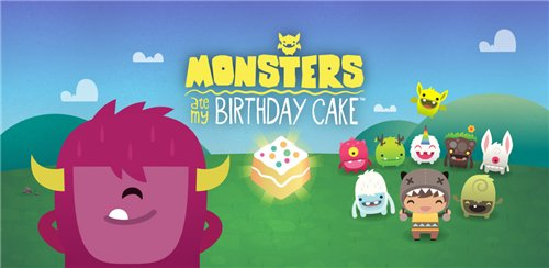 Monsters Ate My Birthday Cake [v1.2.5 + Mod] (2015) Android