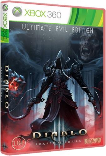 Diablo III: Reaper of Souls Ultimate Evil Edition (2014) [Region Free][ENG][L] (XGD3) (LT+ 3.0)