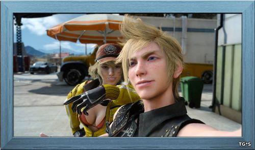 Первое бесплатное DLC в Final Fantasy XV выходит 22 декабря