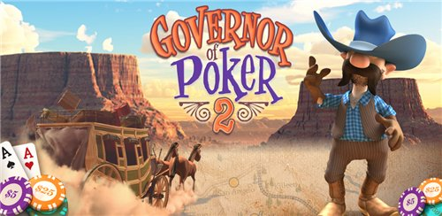 Governor of Poker 2 Premium [v2.0.15 + Mod] (2013) Android