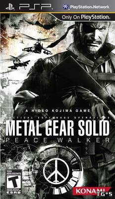 Metal Gear Solid: Peace Walker [ENG,PSP]