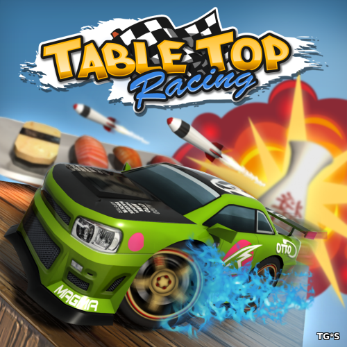 Table Top Racing World Tour Bundle (Playrise Digital Ltd.) (RUS/ENG/Multi13) [L]