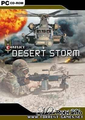 Conflict: Desert Storm (Конфликт: Буря в пустыне) [Русский]