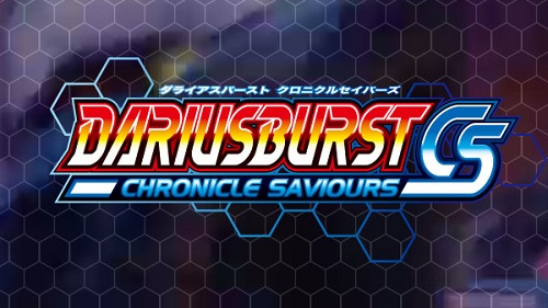 DARIUSBURST Chronicle Saviours (Degica) (ENG\Multi) [L] *RELOADED*