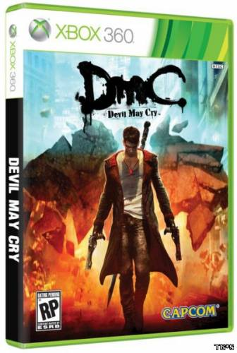 DmC Devil May Cry [Region Free/RUS] (2013) XBOX360